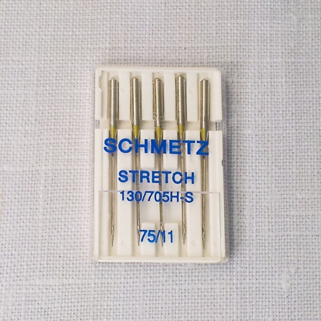 stretch needle for sewing machine