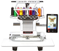 brother PR embroidery machines