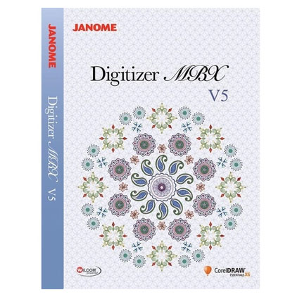 Janome Digitizer MBX - Version 5.0