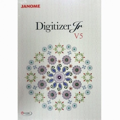 Janome Digitizer JR - Version 5.0